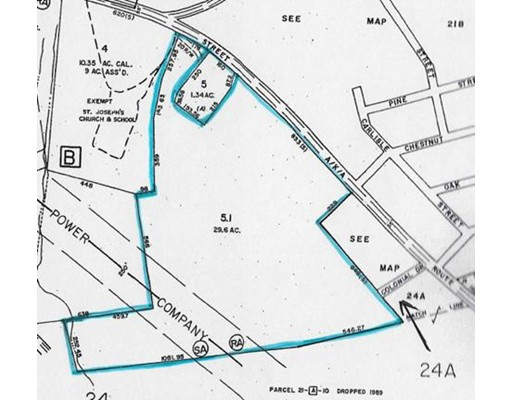 Land for Sale at Main Leicester, 01524 United States
