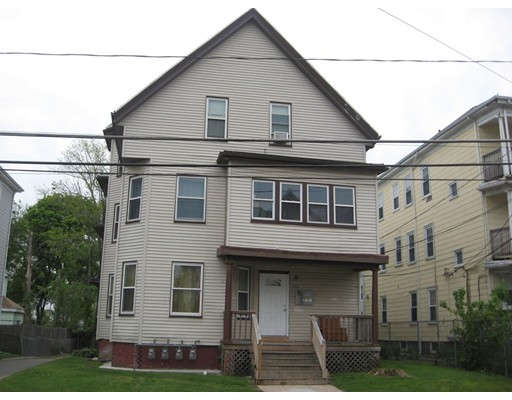 Multi-Family Home for Sale at 206 Spring Street Brockton, Massachusetts 02301 United States