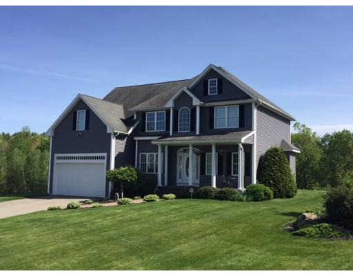 独户住宅 为 销售 在 8 Jaynes Way 8 Jaynes Way Charlton, 马萨诸塞州 01507 美国