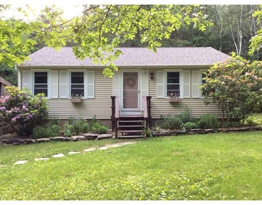Casa Unifamiliar por un Venta en 48 Richardson Road 48 Richardson Road Leverett, Massachusetts 01054 Estados Unidos