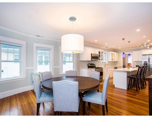 Condominium for Sale at 92 Oxford Street Arlington, Massachusetts 02474 United States