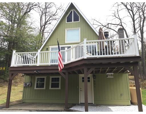 Casa Unifamiliar por un Venta en 591 Streetate Street Belchertown, Massachusetts 01007 Estados Unidos