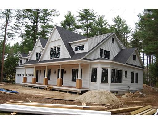Maison unifamiliale pour l Vente à 129 Edgewater Drive Needham, Massachusetts 02492 États-Unis