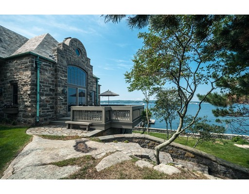 Casa Unifamiliar por un Venta en 73 Eastern Point Boulevard Gloucester, Massachusetts 01930 Estados Unidos