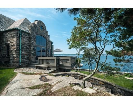 Single Family Home for Sale at 73 Eastern Point Boulevard Gloucester, Massachusetts 01930 United States
