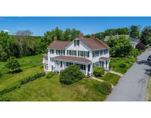 Single Family Home for Sale at 634 Main Street Lancaster, Massachusetts 01523 United States