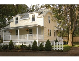 677 Hammond St  is a similar property to 266 Russett Rd  Brookline Ma