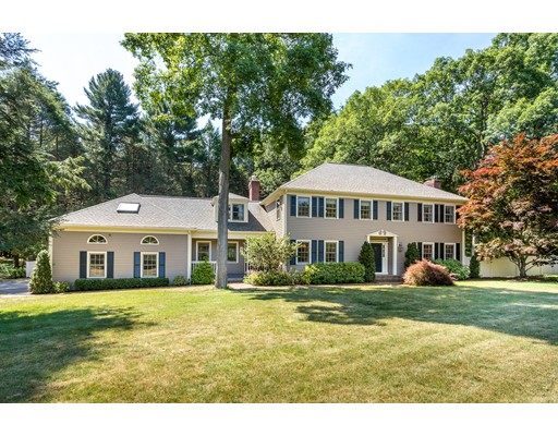 Single Family Home for Sale at 105 Green Street Canton, Massachusetts 02021 United States
