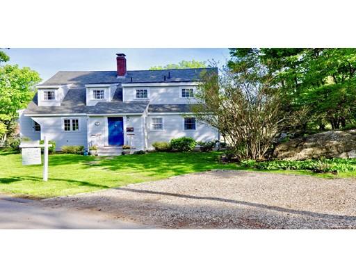 独户住宅 为 销售 在 55 Gingerbread Hill 马布尔黑德, 马萨诸塞州 01945 美国