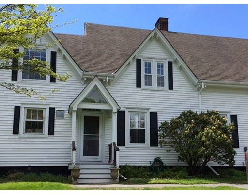 Single Family Home for Rent at 56 Cliff Street Plymouth, Massachusetts 02360 United States