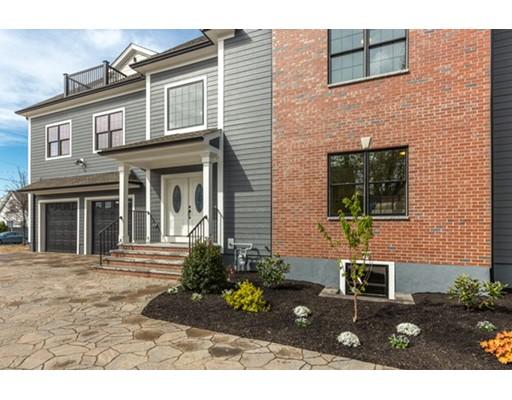 Single Family Home for Sale at 51 Ashland Street Medford, Massachusetts 02155 United States