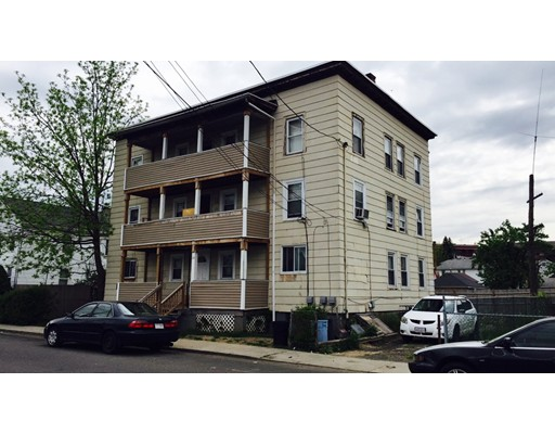 Multi-Family Home for Sale at 60 School Street Chicopee, Massachusetts 01013 United States