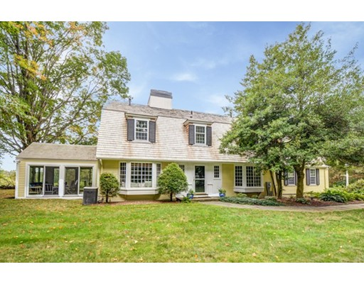 Single Family Home for Sale at 79 Old Sudbury Road Wayland, Massachusetts 01778 United States