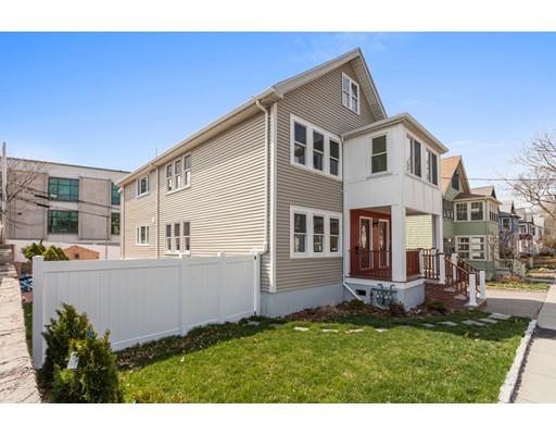 多户住宅 为 销售 在 16 Aberdeen Avenue 坎布里奇, 马萨诸塞州 02138 美国