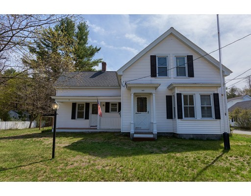 Single Family Home for Sale at 480 Main Street Townsend, 01474 United States