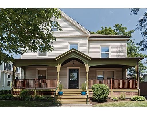 Casa Unifamiliar por un Alquiler en 60 Church Street Watertown, Massachusetts 02472 Estados Unidos
