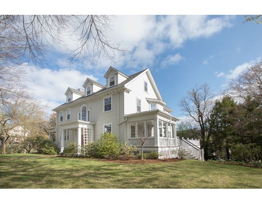 147 Clinton Road, Brookline, MA 02445