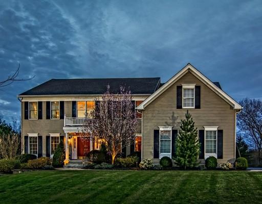Частный односемейный дом для того Продажа на 31 Bridle Ridge Drive Grafton, Массачусетс 01536 Соединенные Штаты