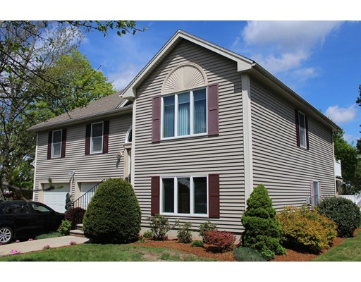Single Family Home for Sale at 33 Highland Avenue Saugus, Massachusetts 01906 United States