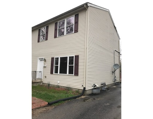 Single Family Home for Rent at 19 Standish Street Worcester, Massachusetts 01604 United States