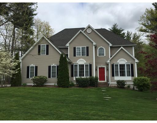 Частный односемейный дом для того Продажа на 20 COLD BROOK CIRCLE Holden, Массачусетс 01522 Соединенные Штаты