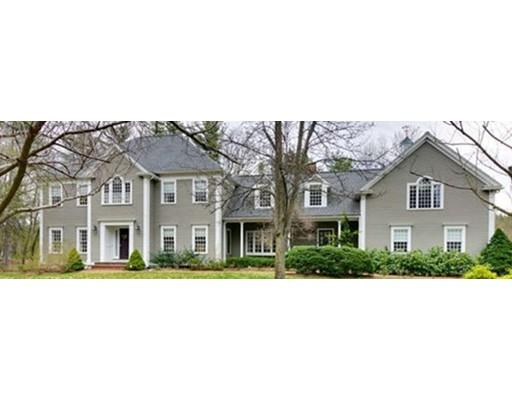 独户住宅 为 销售 在 84 Carriage Way 萨德伯里, 马萨诸塞州 01776 美国