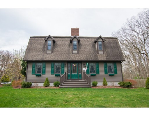 Single Family Home for Sale at 2560 Maple Swamp Road Dighton, Massachusetts 02764 United States