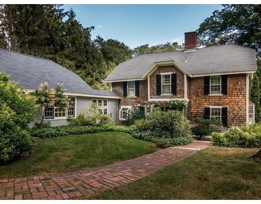 Maison unifamiliale pour l Vente à 719 Bay Road 719 Bay Road Hamilton, Massachusetts 01982 États-Unis