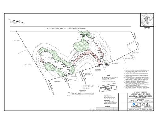 Land for Sale at 24 High Billerica, Massachusetts 01862 United States