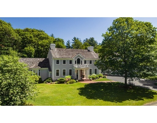 Single Family Home for Sale at 3 Brewer Way Hingham, Massachusetts 02043 United States