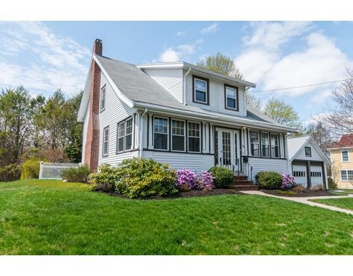 Single Family Home for Sale at 481 Chestnut Street Needham, Massachusetts 02492 United States