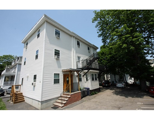 Additional photo for property listing at 46 Gardner Street  Boston, Massachusetts 02134 Estados Unidos