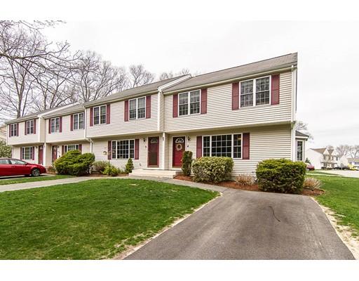 Кондоминиум для того Продажа на 85 Steeple Chase Circle Attleboro, Массачусетс 02703 Соединенные Штаты