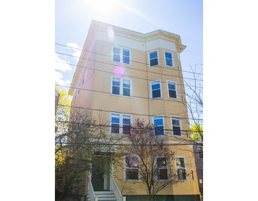 Condominium for Sale at 28 Essex Street Cambridge, Massachusetts 02139 United States
