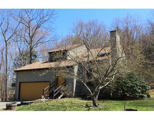 Casa Unifamiliar por un Venta en 1255 Williamsburg Road 1255 Williamsburg Road Ashfield, Massachusetts 01330 Estados Unidos