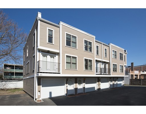 Condominium for Sale at 241 Prospect Cambridge, Massachusetts 02139 United States