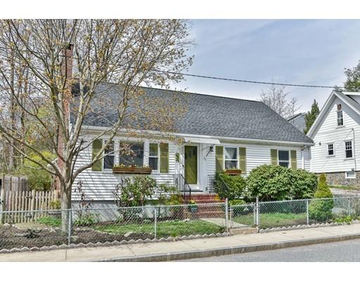 Single Family Home for Sale at 73 Bourne Street Boston, Massachusetts 02130 United States
