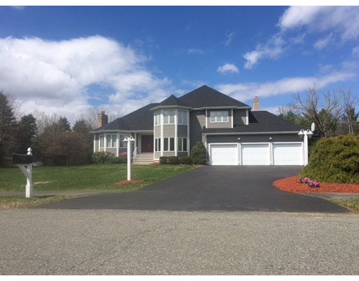 Single Family Home for Sale at 20 Sheffield Drive Canton, Massachusetts 02021 United States