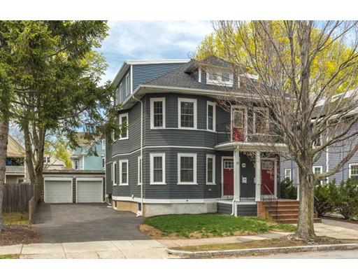 Condominium for Sale at 86 Marathon Street Arlington, Massachusetts 02474 United States
