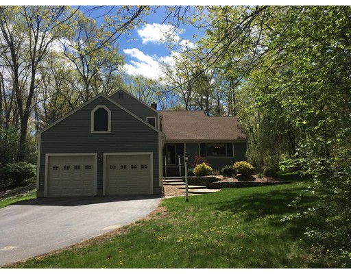 Single Family Home for Sale at 20 Barnes Hill Road Berlin, Massachusetts 01503 United States