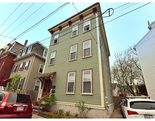 Condominium for Sale at 230 Amory Street Boston, Massachusetts 02130 United States