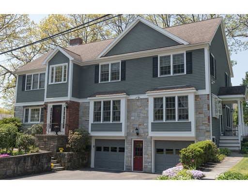 Single Family Home for Sale at 11 Holmes Street Needham, Massachusetts 02492 United States