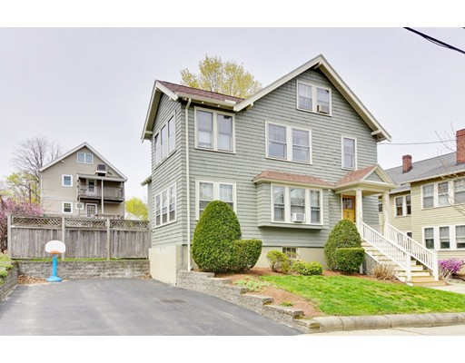Multi-Family Home for Sale at 36 Springfield Street Belmont, Massachusetts 02478 United States