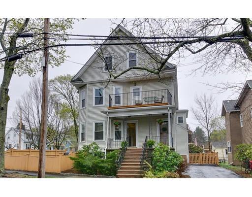 Condominium for Sale at 118 Florence Avenue Arlington, Massachusetts 02476 United States