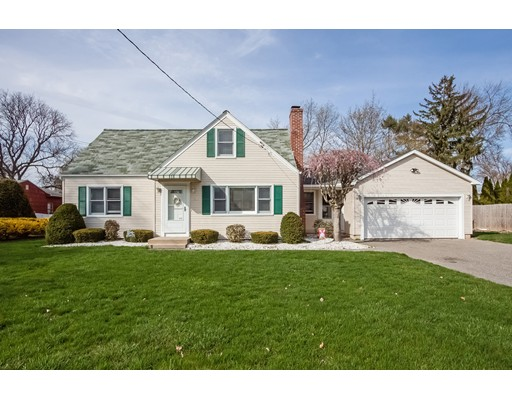 Single Family Home for Sale at 24 Campbell Drive Agawam, Massachusetts 01001 United States