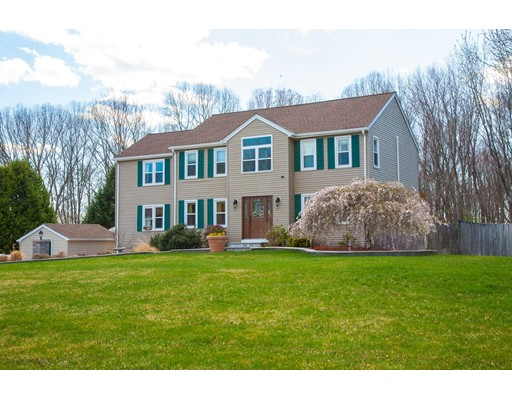 Single Family Home for Sale at 12 LIBERTY HILL DRIVE Blackstone, Massachusetts 01504 United States