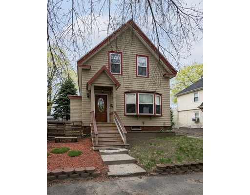 Single Family Home for Sale at 22 S Warren Street Haverhill, Massachusetts 01835 United States