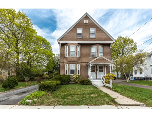 Multi-Family Home for Sale at 17 Webster Place Malden, Massachusetts 02148 United States