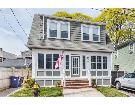 25 Beaufield St, Boston, MA 02124