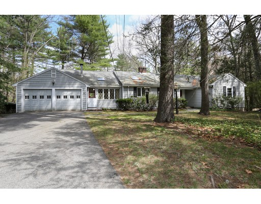 Single Family Home for Sale at 29 PINE STREET Needham, Massachusetts 02492 United States
